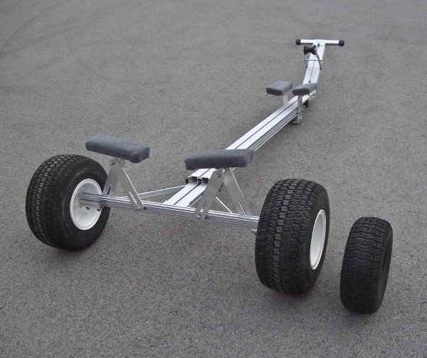 Trailex Universal Dolly with Super Size Fat Tires