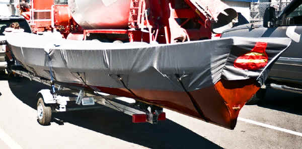 Trailex SUT-500-S18 Trailer for long Sailboats and Boats