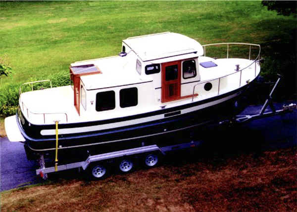 Trailex Trailers Can be designed to Launch Up to 8500 Lb Boats